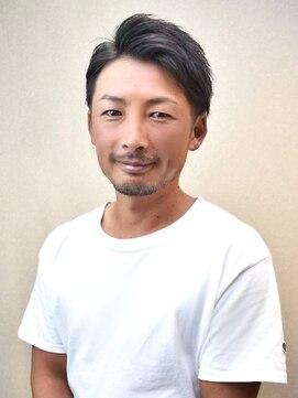 代 男性 髪型 30