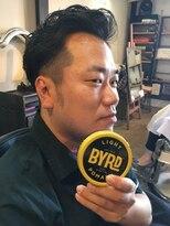 アントルポ(entrepot)【BYRD×アントルポ】permanent barber style mai