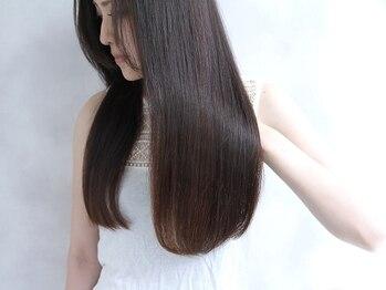 ロゼ 石橋(Rose)の写真/【話題のTOKIOトリートメント導入】毛先までまとまる髪へ◆[全クーポン50%OFF]ダメージレスなうる艶髪に♪