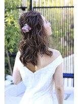 フェリーチェ(Felice)【Felice】花嫁ダウンアレンジ