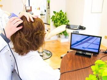 """ネクサス グロウ(NEXUS-grow)の写真/毛髪や頭皮のお悩みを改善したい方必見!!毛髪改善/頭皮改善メニューを是非""""NEXUS""""でお試しください♪"""