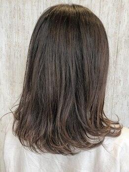 コニー(Cony)の写真/毎日の再現性を考慮し、あなたの骨格・髪質やライフスタイルに合わせて似合うヘアスタイルをご提案!