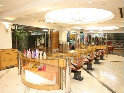 美容室ラトリエ コモ 所沢店の写真