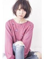 イーリオ(ilio)【ilio-hair atelier-】#エアリーショート#ボブ#ワンカール
