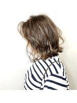 ソース ヘア アトリエ(Source hair atelier)【SOURCE 】オータムハイライト