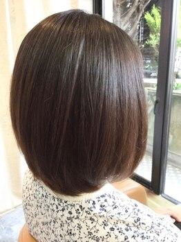 アメリカン ヘアー(American hair)の写真/乾燥/紫外線ケアは頭皮環境から!<ボタニカルハーブスパ>副交感神経をリラックスさせ、ベタつき/ニオイ改善!