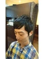 バルビエ グラン 銀座(barbier GRAND)マッシュボブショート <理容室>