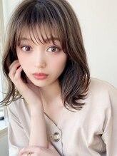 シルクレイ(Silk-lei)【Silk-lei銀座】エアリーミディの小顔ヘア★イルミナ20代30代