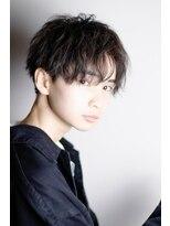 リップスヘアー 梅田アネックス(LIPPS hair)コンマパート【ナチュラル】