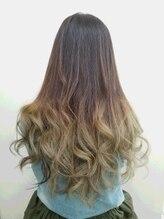 ヘアメイク イチゾー 高野店(Hair Make ICHIZO)グラデーションカラー