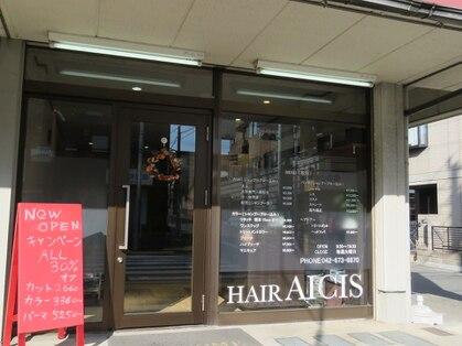 ヘアーアイシス(HAIR AICIS)の写真