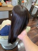 エヌフラップ(n-flap)艶髪美人