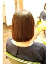 ヘアドクター ディービー 渋谷店(HAIR DOCTOR DB)ツヤツヤボブ 《ヘアドクターDB》