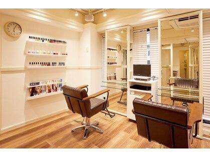 ヘアサロン ブランロール 白金店(Hair Salon Blanl'or)の写真