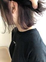 ケーオーエス(KOS beauty hair, nail & eyelash)インナーカラー
