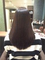 ディアローグ 瑞江店(DEAR-LOGUE)自然な縮毛矯正で、ツヤ感、まとまり、柔らかさを!