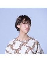 ヘアーアイス(HAIR ICI)【HAIR ICI】パーマショート
