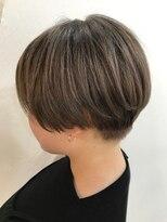 ヘアーアンドメイク ルシア 梅田茶屋町店(hair and make lucia)ハンサムショート