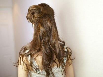 ヘアメイク フレンシア クエゴ(hair make flencia Qego)の写真