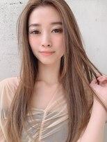 美髪チャージ×サラ艶スーパーロング