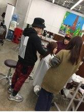 東京表参道のLIPPSにサロンのCM用スタイルの撮影に行って参りました^ ^!