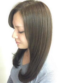 トモズヘアデザイン(Tomo's Hair Design)の写真/Tomo'sではフローズンサーフェストリートメントがおすすめ☆傷みのレベルに合わせて最適なケアを提案♪
