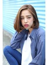 ホロホロ ヘアーデザイン(holoholo Hair Design)【holoholo】☆人気の王道ボブスタイル☆