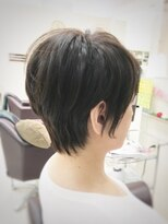 クール ヘアー ギャラリー 神明町店(COOL Hair gallery)ツーセクションカット☆ショートスタイル