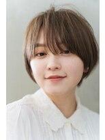 リル ヘアーデザイン(Rire hair design)【Rire-リル銀座-】小顔ナチュラルショートボブ