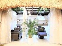 ヘアーリゾートスパ ミンピ(Hair resort spa mimpi)の雰囲気(バリ風の癒しの空間となっております☆お気軽にお越しください!)