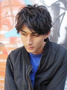 アルバム シンジュク(ALBUM SHINJUKU)クラウドマッシュワイルドテクノワイルドアップバング_92996