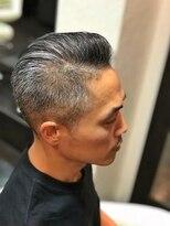 #oldstyle #barber #ポンプスタイル #hommehair2nd櫻井