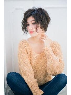 エルバイシオン(aile by sion)女っぽショート☆