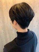 ヴィータ Hair Vitaオーダー率高め!すっきりショートスタイル