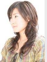 タタ(hair make tata)エレガントカール