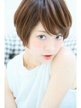 ルーチェツナシマ(Luce TSUNASHIMA)【Luce綱島】ナチュラルショートボブ