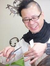 ヘア カーロ(HAIR CARO)三谷 安人