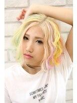 ヘアーグランデシーク(Hair Grande Seeek)spring♪rainbow♪