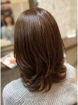 クロムヘアー(CHROME HAIR)パーマスタイル