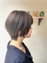 ヘアーメイク アフィーノ(hair make affino)ショートグラボブ