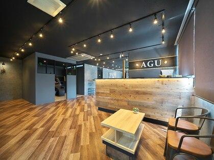 アグ ヘアー フォレスト 金沢駅西店(Agu hair forest)の写真