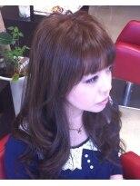 ジェンテ ヘアサプライ(GENTE hair&supply)女優ロングヘア