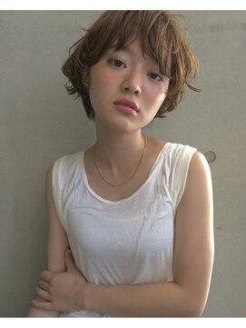 ロマリア(Lomalia)【Lomalia表参道/原宿】 ☆ニュアンスショートマッシュ ☆1
