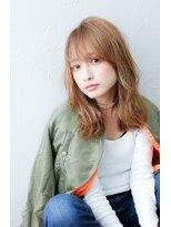 ギフト ヘアー サロン(gift hair salon)外国人風パーマスタイル (熊本・通町筋・上通り)