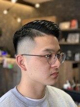 スマイルヘアー 金町店(Smile hair)barberスタイル