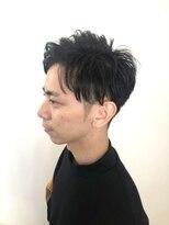 オーケークラブ アネックス(OKクラブ ANNEX)【 MIYU 】ツーブロアップバンクアイロンパーマ