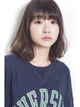 """バジル(BASIL)BAS""""IL☆ソフトグレージュ×ニュアンスロブ"""