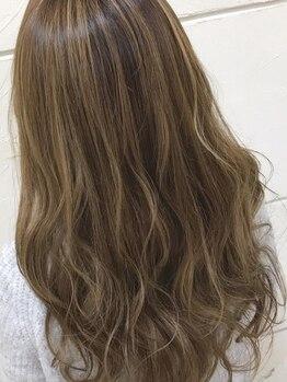 ロッソ(RoSSo)の写真/潤いを髪の深層部まで浸透させる薬剤を使用☆ツヤと輝きをあなたの髪で再現。