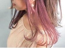 【CHELSEA】ワンランク上の透明感&トレンドカラーで自分らしい髪色を楽しもう!!》