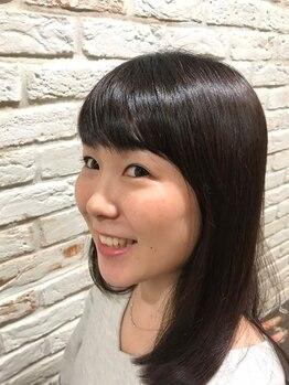 ワンパーセンタープロフェッショナル(1%er professional)の写真/[銀座3分/東銀座30秒]髪のうねり/パサつき/ハリコシが無い…そのお悩み髪の芯からケアしませんか?